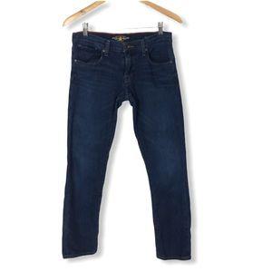 Lucky brand sienna tomboy crop jeans 2/26